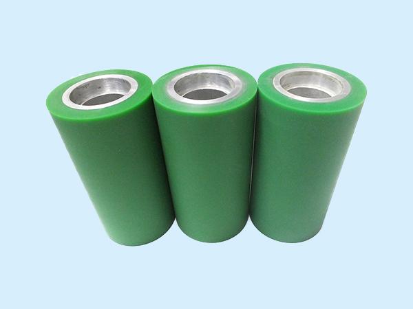 东莞聚氨酯滚筒包胶