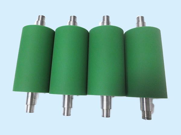 东莞聚氨酯胶辊滚筒 压延机滚筒